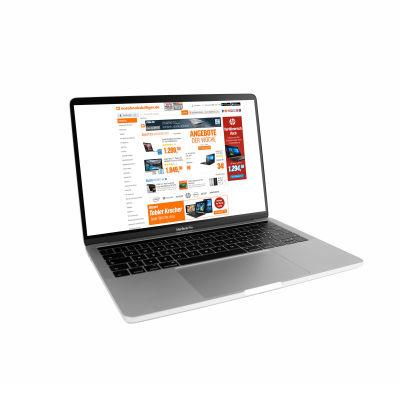 """[NBB] Apple MacBook Pro 13"""" - Silber 2018 CZ0V9-10100 i7 2,7GHz, 8GB RAM, 512 GB SSD, macOS High Sierra - Touch Bar"""