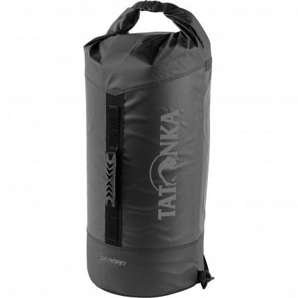 Tatonka Seaman - Seesack 45l in schwarz und blau - Frankonia & rucksack-spezialist.de