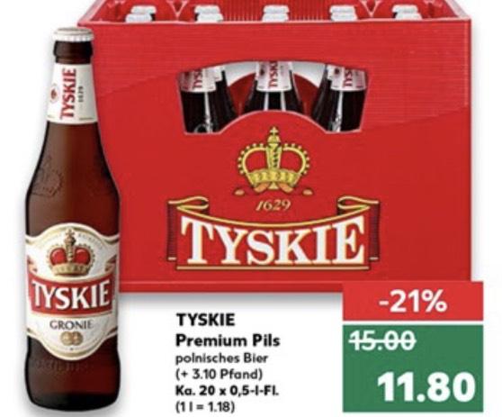 kaufland angebote bier
