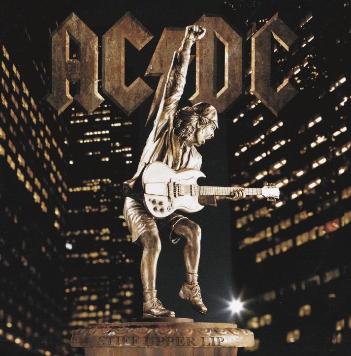 AC/DC Stiff Upper Lip Vinyl Lp (Amazon Prime) - wieder verfügbar