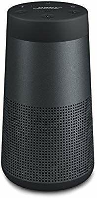 Bose SoundLink Revolve Bluetooth Lautsprecher - schwarz (Amazon.es)