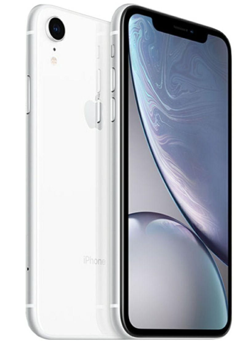 iPhone XR 64 GB in schwarz im Vodafone Smart L Plus (Allnet-Flat, 7GB od. 12GB LTE) für 79€ Zuzahlung *UPDATE*