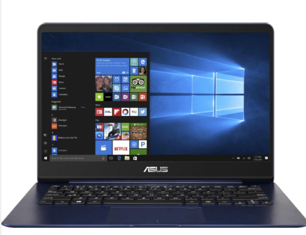 "[MediaMarkt.at] ASUS ZenBook UX3430UN 14"" FHD IPS, i5-8250U, 16GB RAM, 256GB SSD, MX150, USB-C, Aluminium, bel. Tastatur, Win10, 1.30kg"