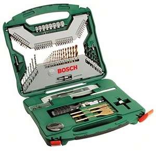Bosch 100tlg. X-Line Titanium-Bohrer- und Schrauber-Set