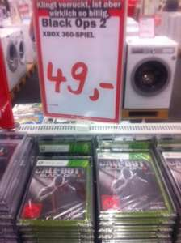 Lokal: Offenburg - Black Ops 2 ab 45€