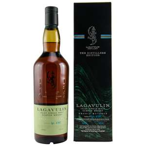 Lagavulin Distillers Edition 2002/2018 Double Matured in Pedro Ximenez (PX) Sherry Casks