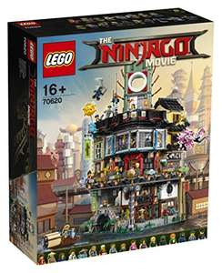 Lego Ninjago City 70620 - amazon.fr - (30,-€ Coupon)