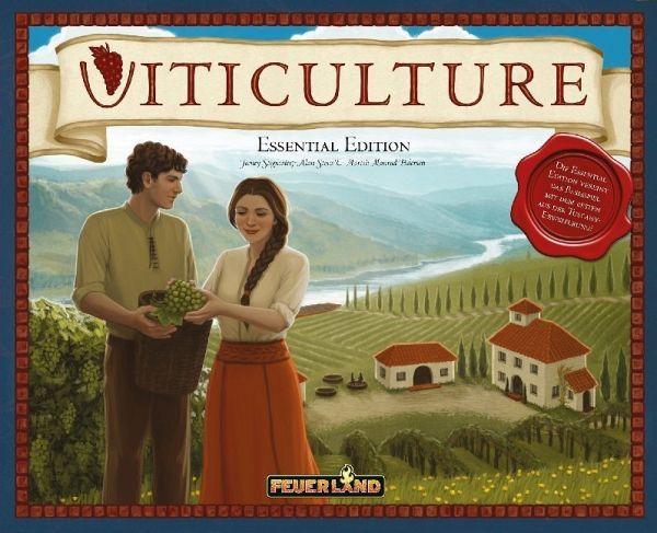 (buecher.de) 14% Rabatt, neuer Bestpreis für Viticulture & gute Preise für weitere Brettspiele
