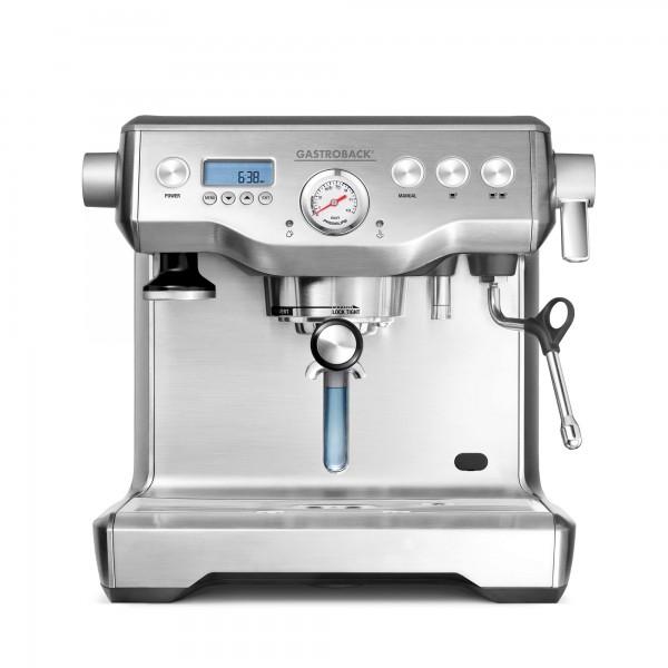 """Gastroback 42636 Espresso Siebträgermaschien DualBoiler mit PID Facelift Modell """"B"""" Ware zum Lelit Preis"""