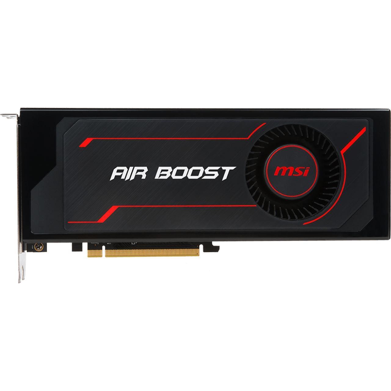 Mindstar 8GB MSI Radeon RX Vega 56 AIR BOOST 8G OC Aktiv PCIe 3.0 x16 (Retail) plus 3 Spiele gratis