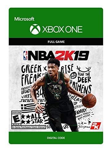 NBA 2K19 (Xbox One & PS4 Digital Code) für je 17,72€ (Amazon US)
