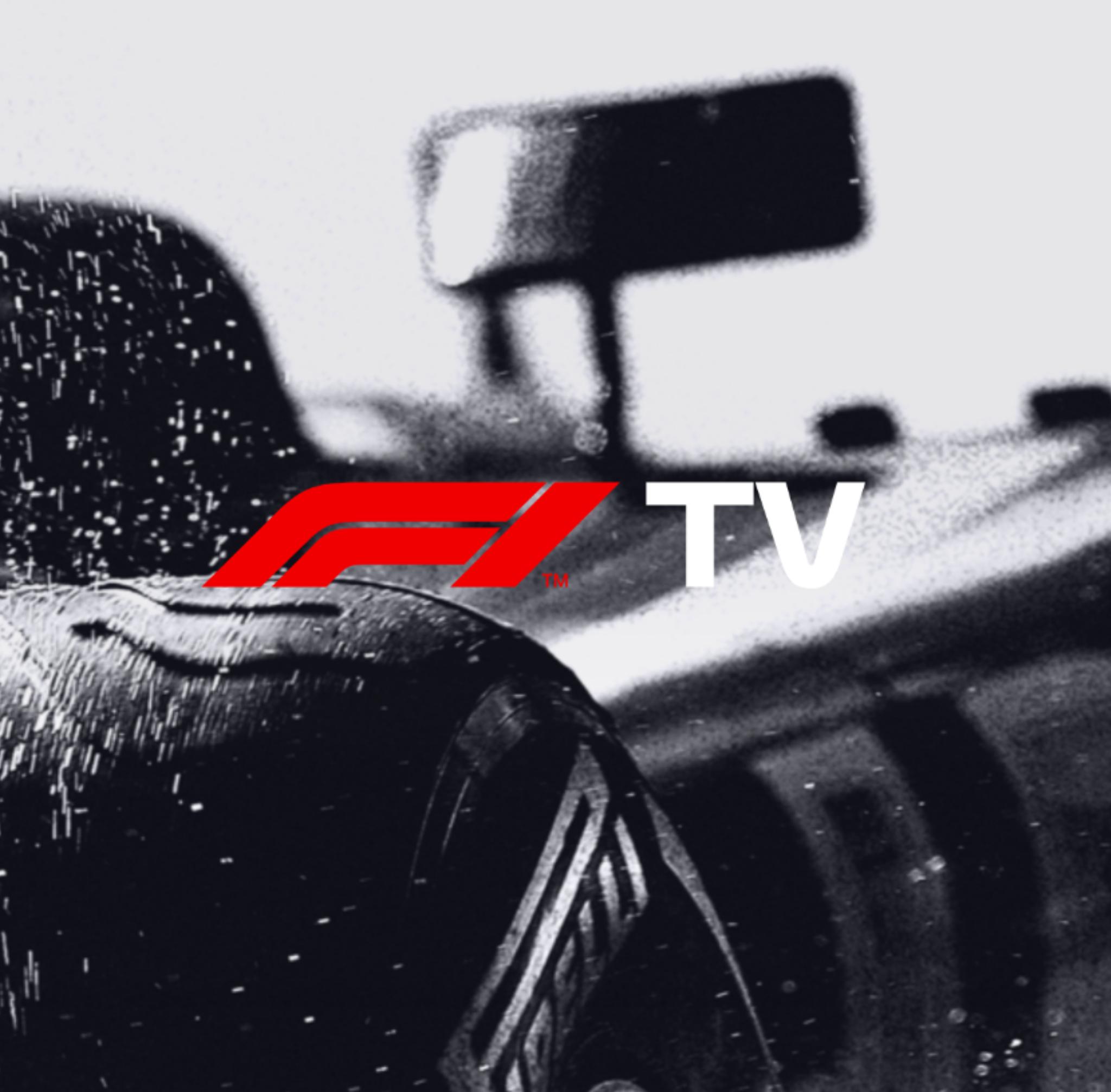 F1TV Pro - Jahresabo -50%