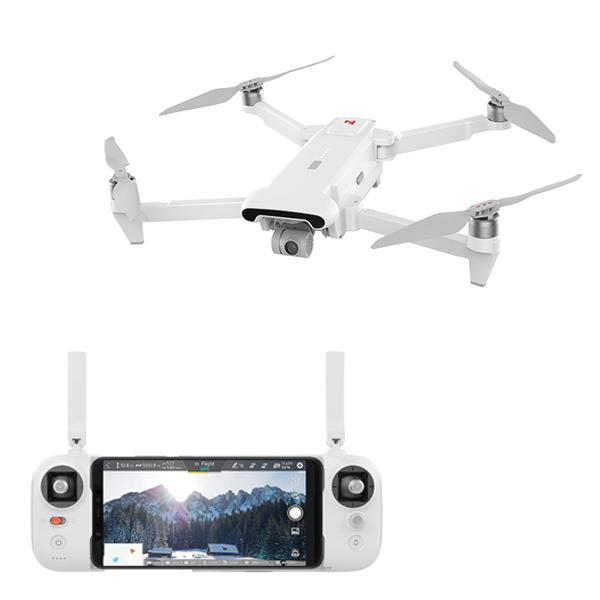 FIMI X8 SE 5KM FPV With 3-axis Gimbal 4K Camera GPS 33 min Flugzeit Drohne Quadcopter RTF