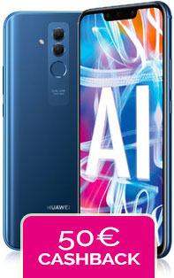 Huawei Mate 20 Lite mit Congstar Allnetflat
