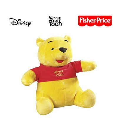 35cm Winnie the Pooh Plüschtier sprechend (eher als Geschenk ;-))