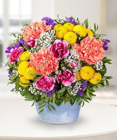 5€ Rabatt für Blumen bei Valentins
