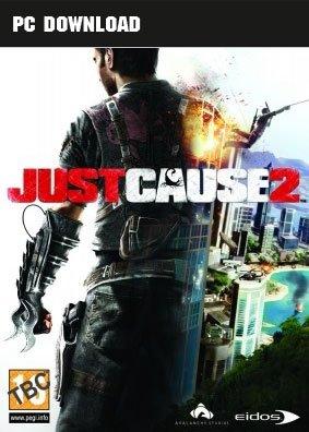 Square Enix Anniversary Sale: z.B. Just Cause 2 (Steam) für 0,40€