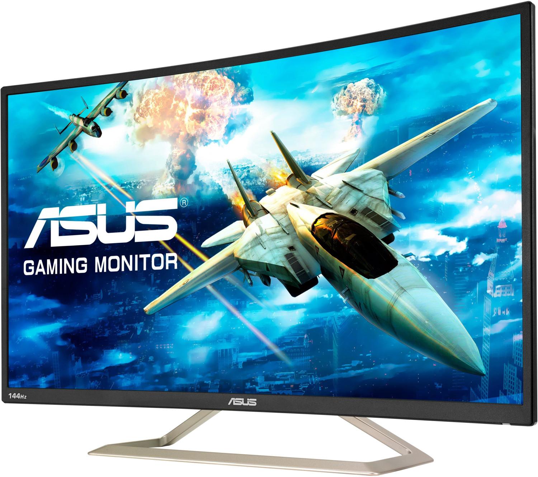 "comweek-Monitore: Asus VA326H (32"" FHD, 144Hz) 259€ | Samsung C27JG50 (27"" WQHD, 144Hz) 285€ | Acer KG281K (28"" UHD, 60Hz, FreeSync) 228€"