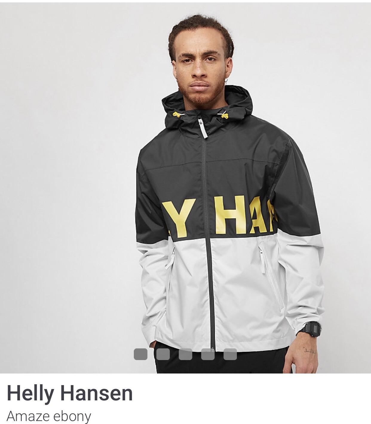 Helly Hansen amaze ebony