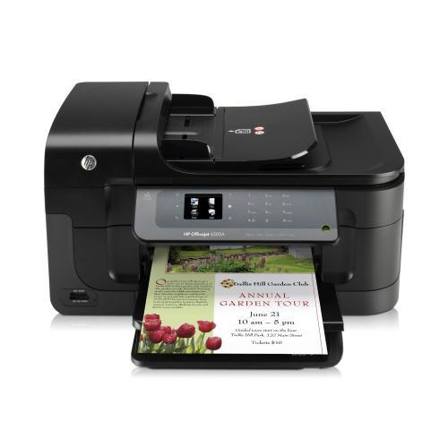 Regional NOH: HP Officejet 6500A Multifunktionsgerät (Scanner, Kopierer, Drucker und Fax) für 59,99,-, Idealo 113,49,-