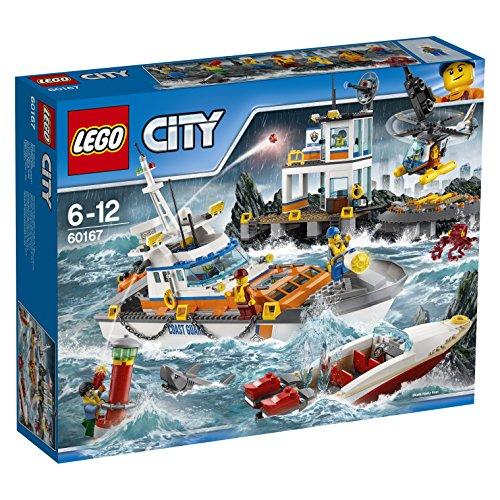 LEGO® City 60167 Küstenwachzentrum - Amazon.fr