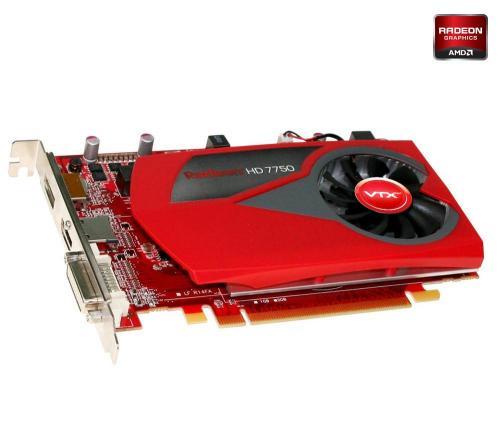 VTX3D Radeon HD 7750 - 1 GB GDDR5