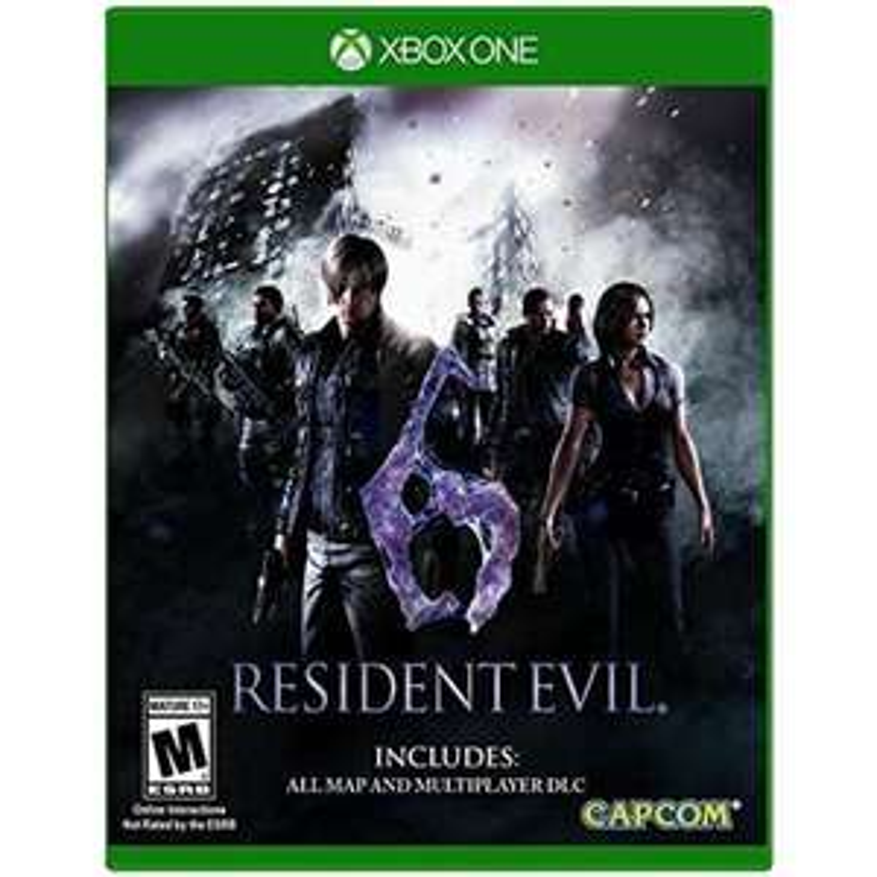 Resident Evil 6 (Xbox One) für 11,41€ (MyMemory)