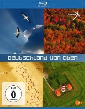 [Blu-ray] [3 für 2] z.B. Deutschland von oben Teil 1 & 2 @buch.de