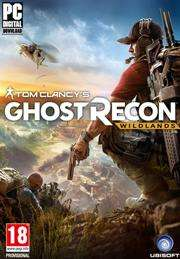 Tom Clancy's Ghost Recon: Wildlands (uPlay) [UK VPN für Kauf notwendig]