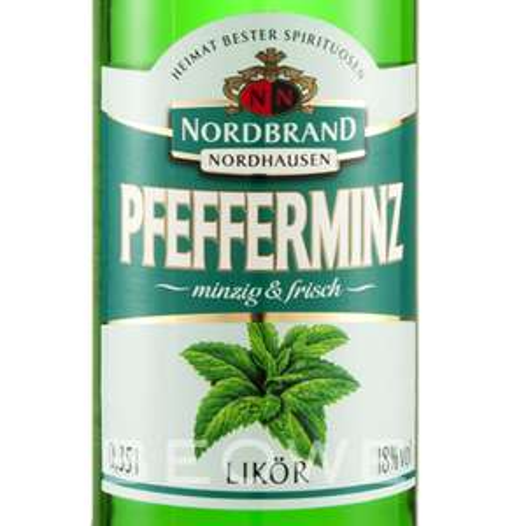 Nordbrand Pfefferminzlikör-Woche bei ( Edeka ab 18.3.)