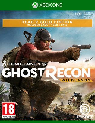 Tom Clancy's Ghost Recon: Wildlands Year 2 Gold Edition (Xbox One & PS4) für je 21,51€ (ShopTo)