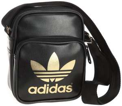 adidas Originals AC MINI BAG W68189, Unisex - Erwachsene Umhängetaschen 15x9x20  cm (B x H x T) EUR 16,46 inkl. Versand @javari