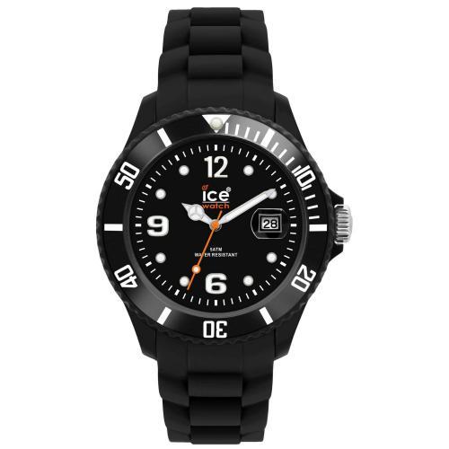 Ice-Watch Unisex-Armbanduhr Medium Big Sili Forever schwarz SI.BK.U.S.09 EUR 55,50 inkl. Versand @amazon.de