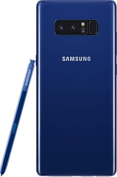 Samsung Galaxy Note 8 DUOS 64GB Deepsea Blue [Samsung.de]