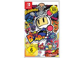 Super Bomberman R (Switch) [Saturn & Mediamarkt]