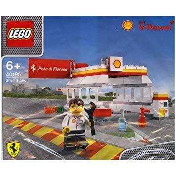 [Shell Rottenburg] Lego Shell Station 40195 und Finish Line & Podium Set 40194 für je 1,99€