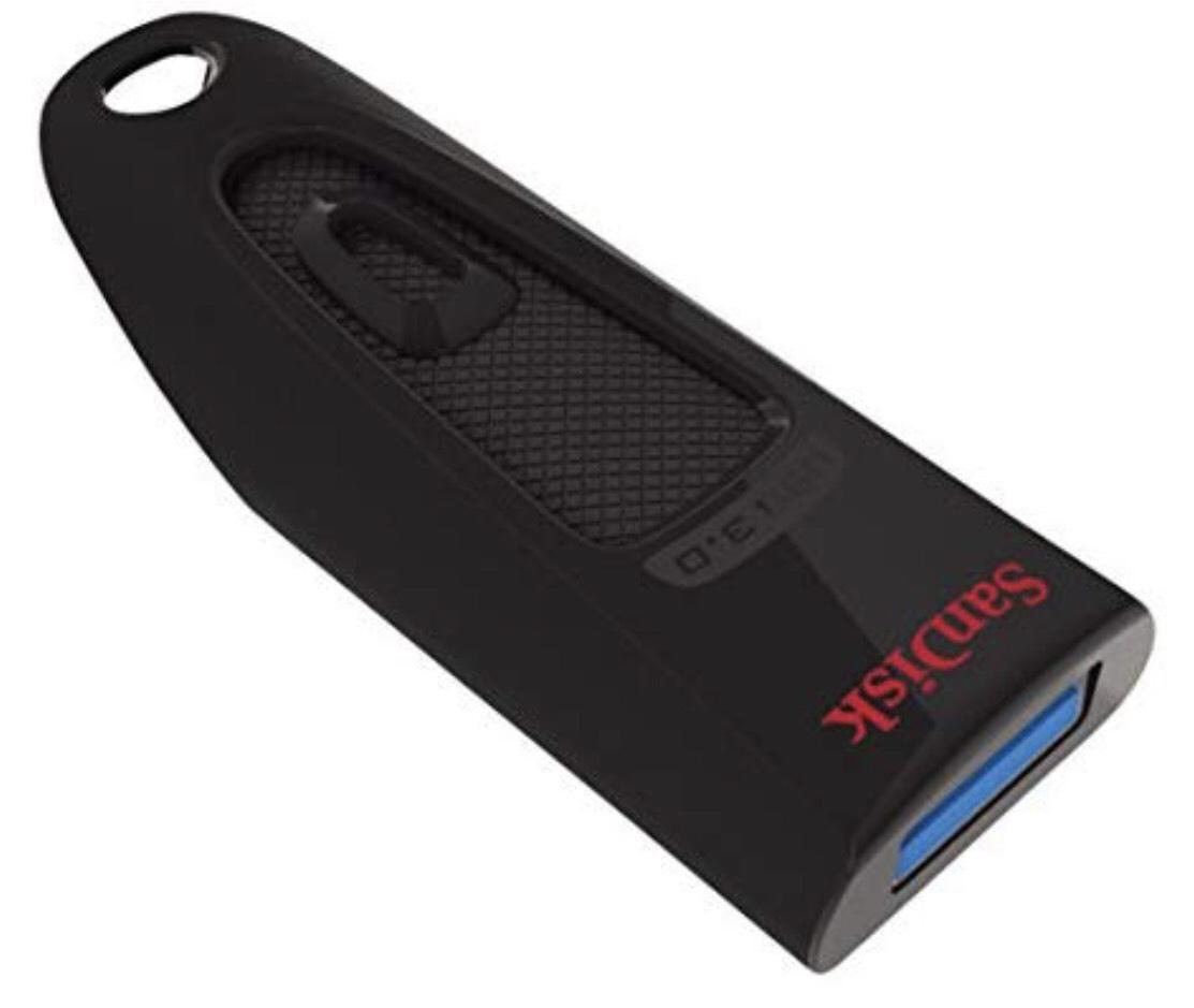 San Disk Ultra USB 3.0 Stick 256gb