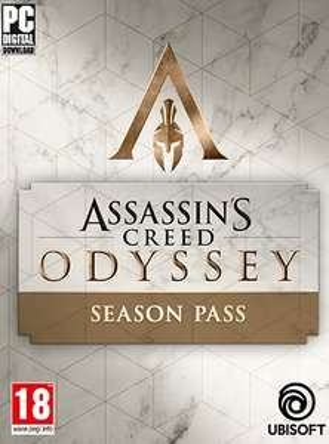 [Uplay] ASSASSIN'S CREED ODYSSEY - SEASON PASS (Offizieller Reseller)