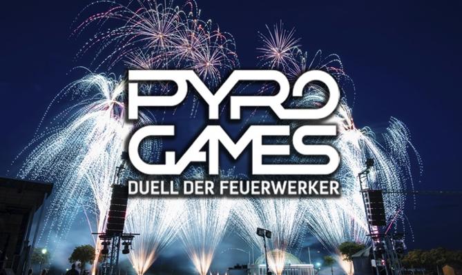 Pyro Games 2019 Sitzplatzkarten in 13 Städten - 2 Karten für 33,67€