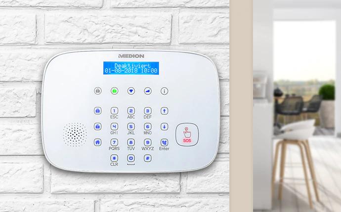 [Lokal Aldi Witten] MEDION P85774 (MD 90774) Smart Home Alarmsystem