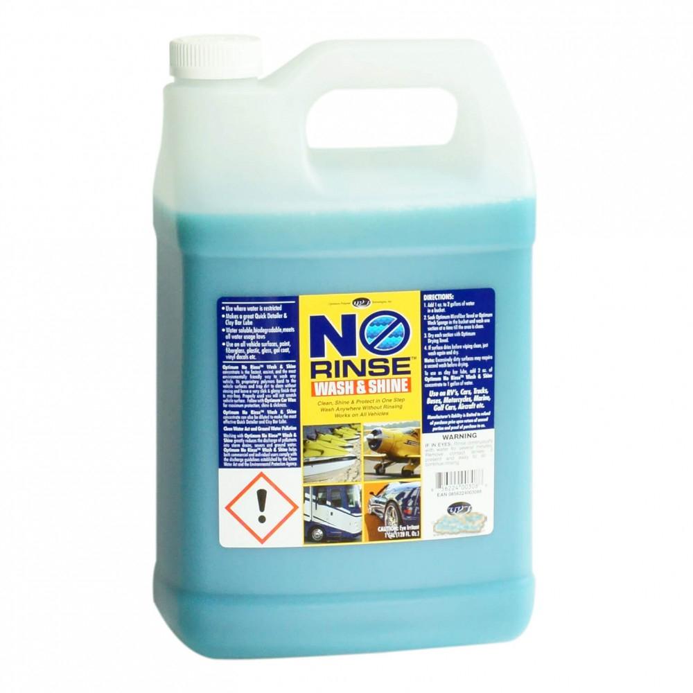 Optimum No Rinse Wash & Shine 3,785 L für die Autowäsche