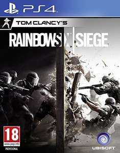 Tom Clancy's Rainbow Six: Siege (PS4) für 13,85€ (Amazon.es)