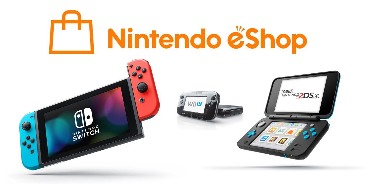 Nintendo eShop Angebote der Woche
