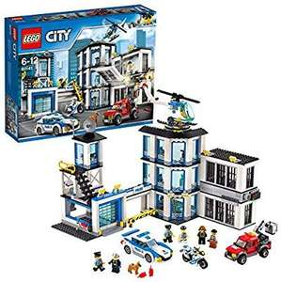 LEGO City - Polizeiwache (60141)