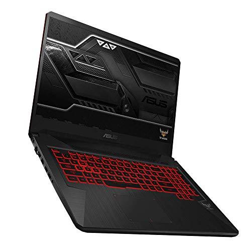 Asus TUF FX705GM-EW151T Gaming Notebook (Intel Core i7-8750H, 16GB RAM, 256GB SSD, 1TB HDD, NVIDIA GeForce GTX 1060 6GB, Win 10 Home)