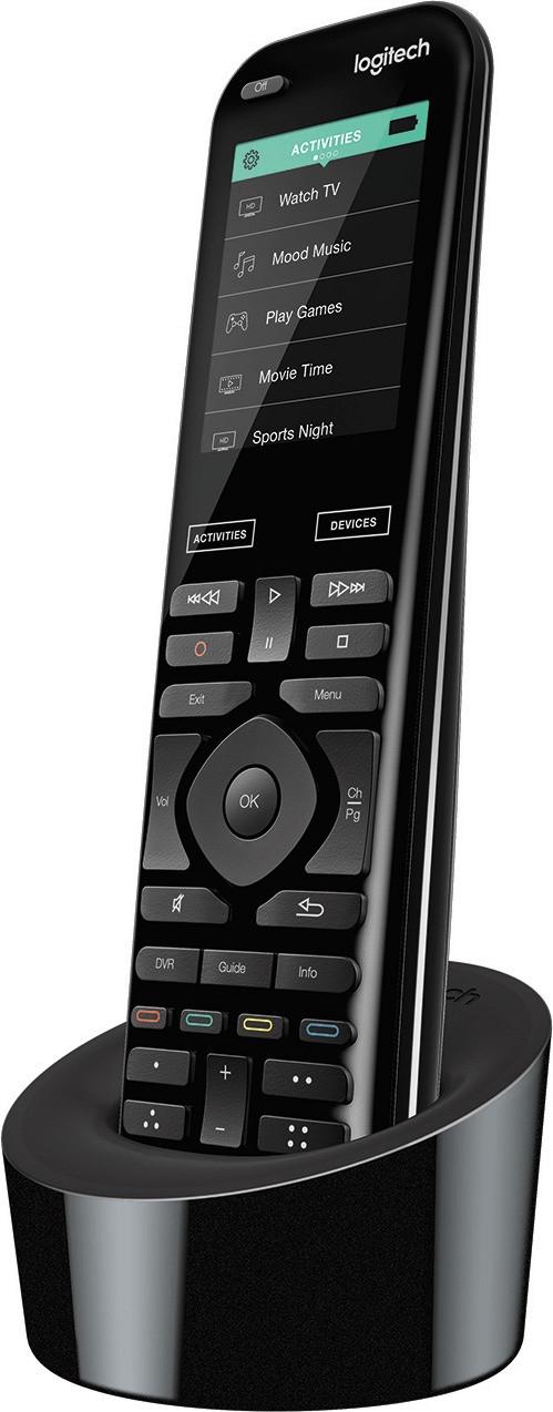 Logitech Harmony 950 Touchscreen Universalfernedienung bis zu 15 Geräte für 112,79€ inkl. Versandkosten