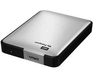 "Western Digital My Passport 2,5"" USB 3.0 2TB silber"