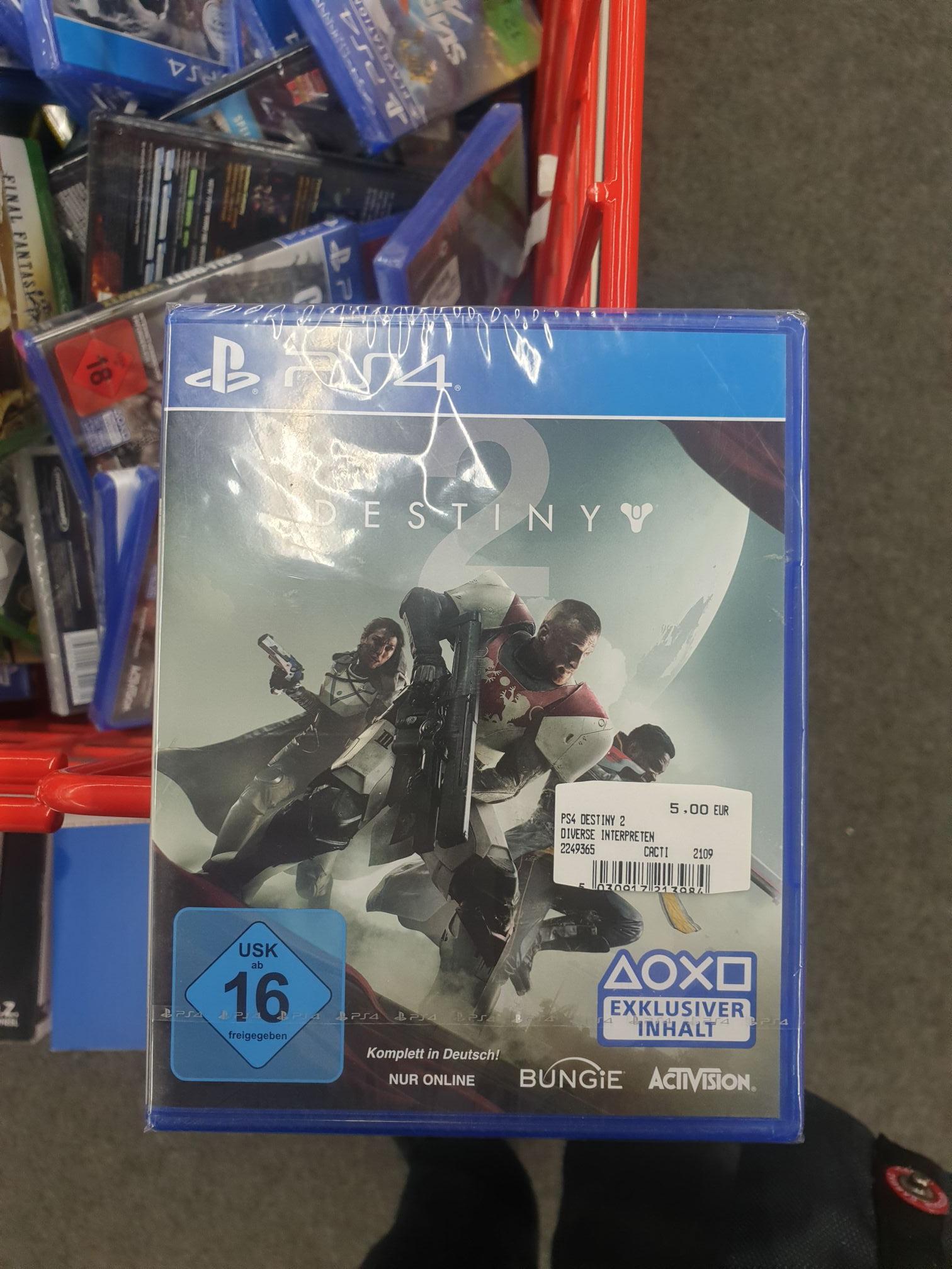 Destiny 2 PS4 Media Markt Weiterstadt