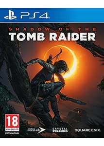 Shadow of the Tomb Raider (PS4) für 25,19€ (Base UK)