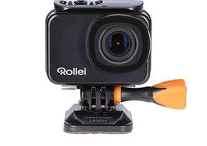 Rollei 550 Touch 4K Action Cam. (Warehousedeals italien)